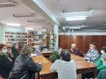 Встреча с поэтессой Натальей Серебряной